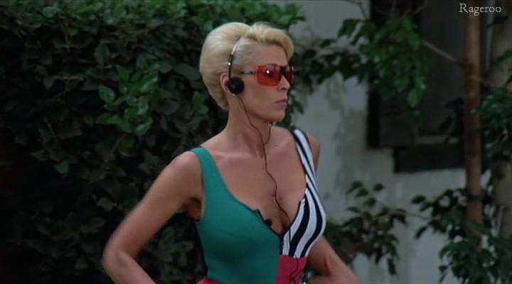 Leslie easterbrook boobs