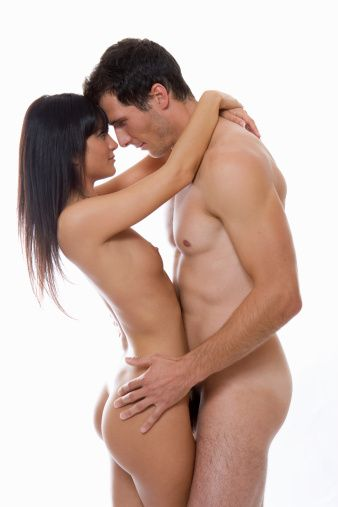 Naked and nude couples