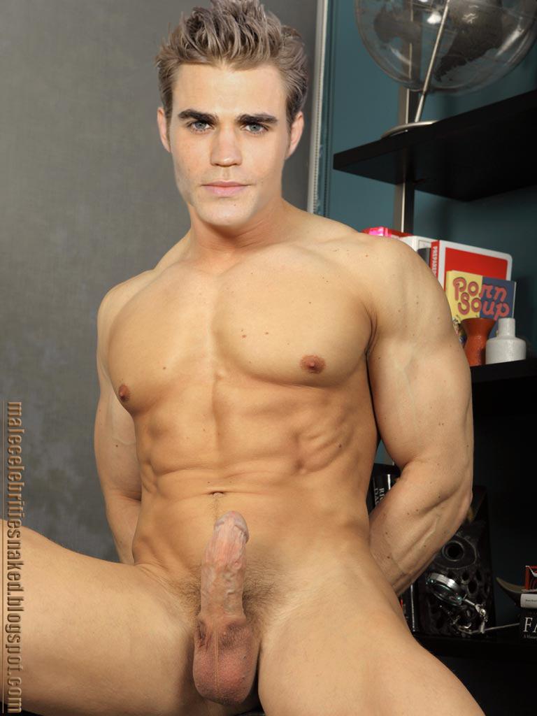 Paul wesley nude
