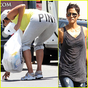 Halle berry ass