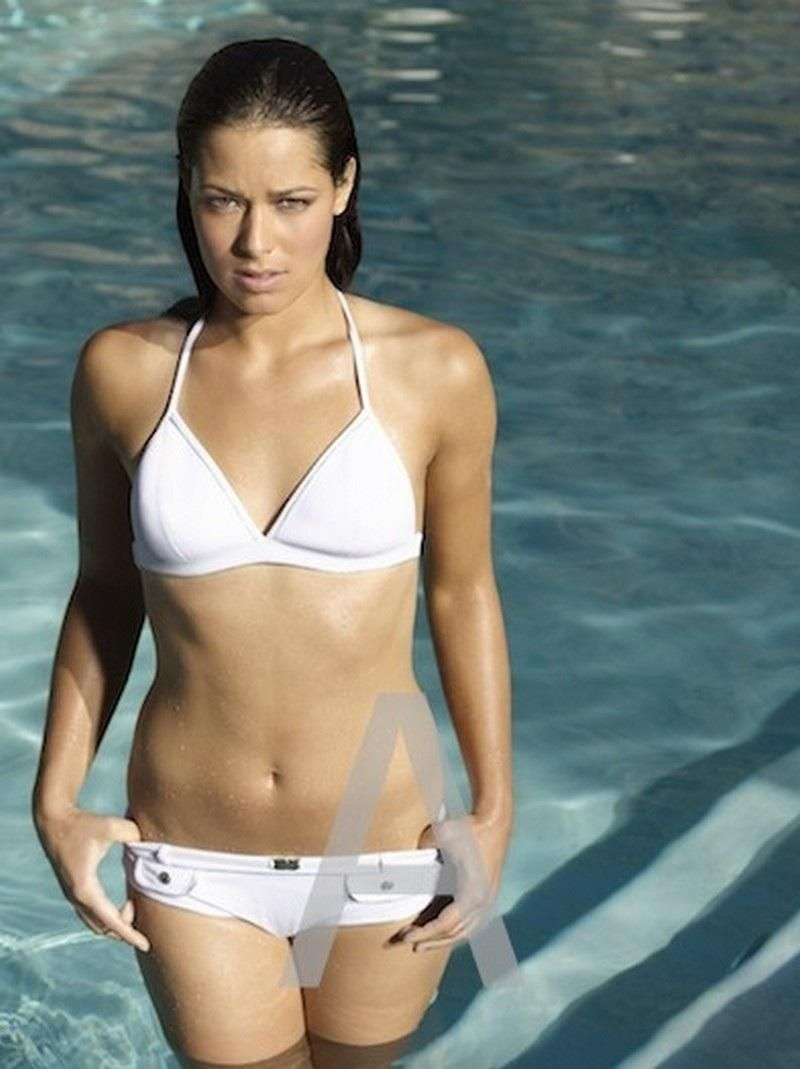 Ana ivanovic nude tennis player