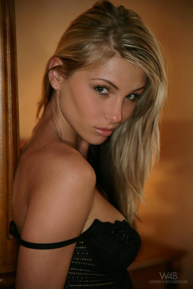 Heather wild lingerie