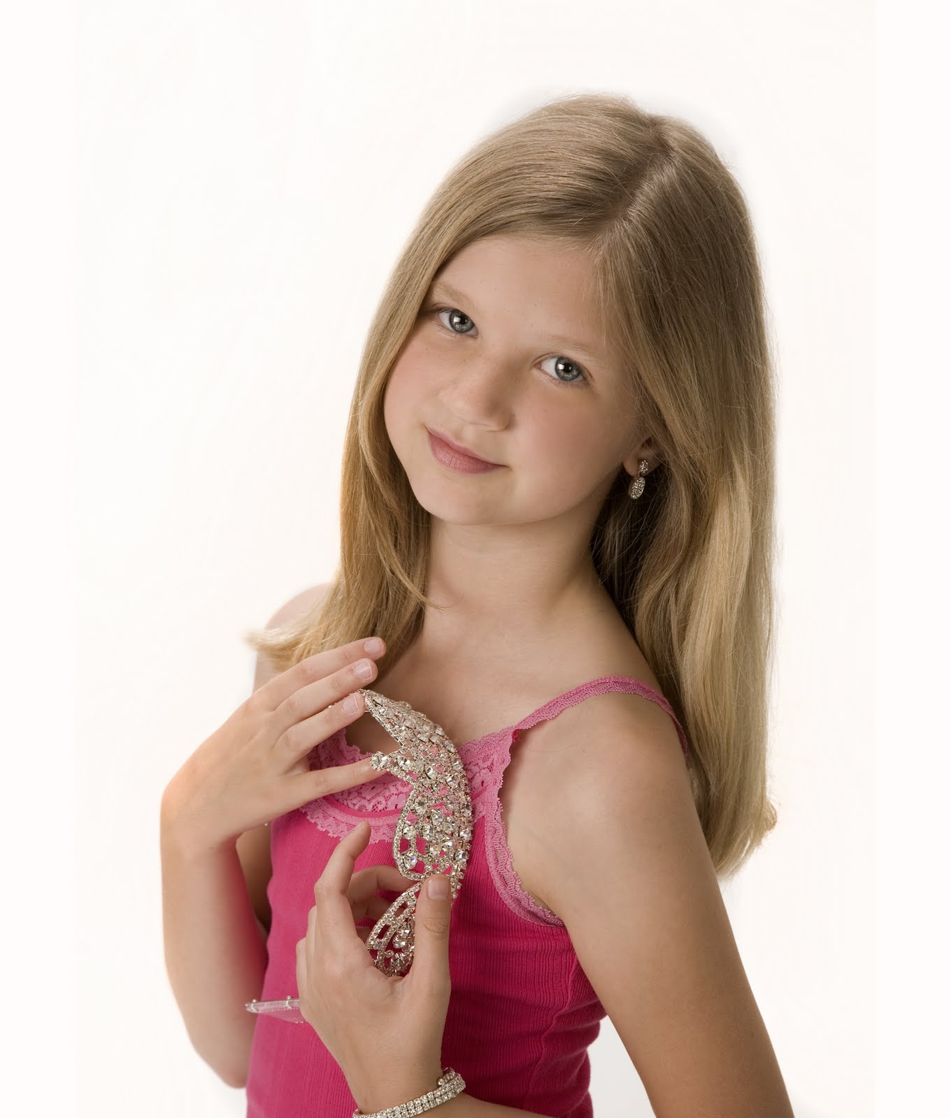 Teen junior girl models