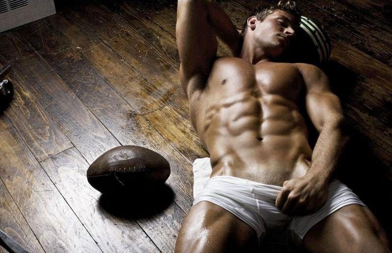 Steve boyd male model nude