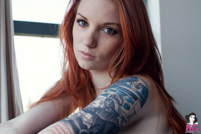 Kemper suicide girls redhead