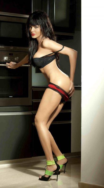 Hot sherlyn chopra nude