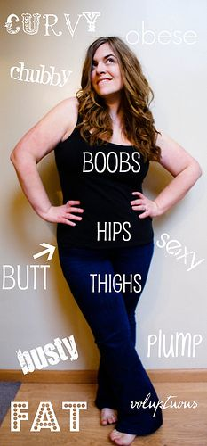 girl Big tit women fat