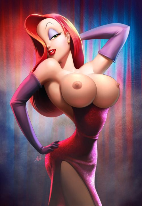 Real jessica rabbit porn