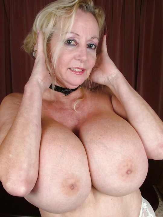 Mature women with medium tits