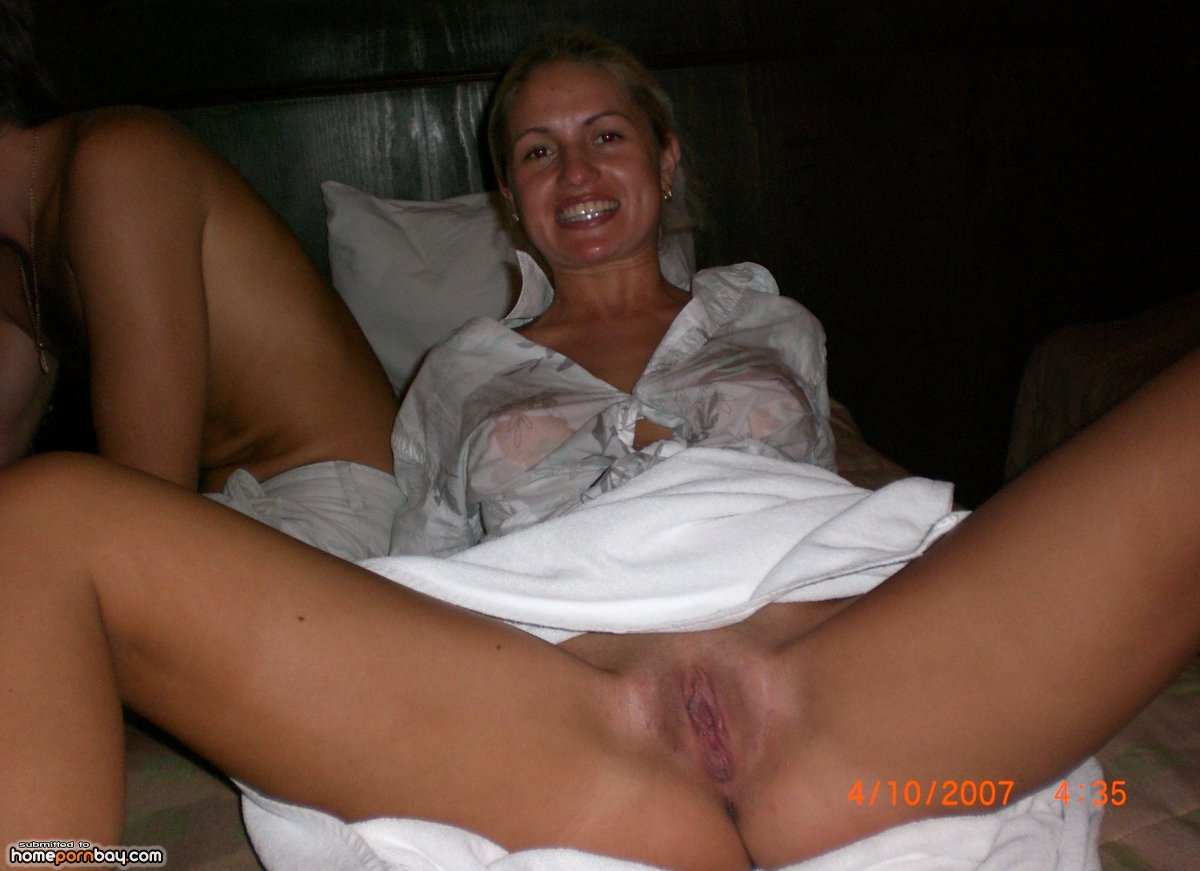 My ex wife naked