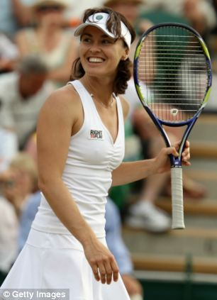 Martina hingis tennis player naked