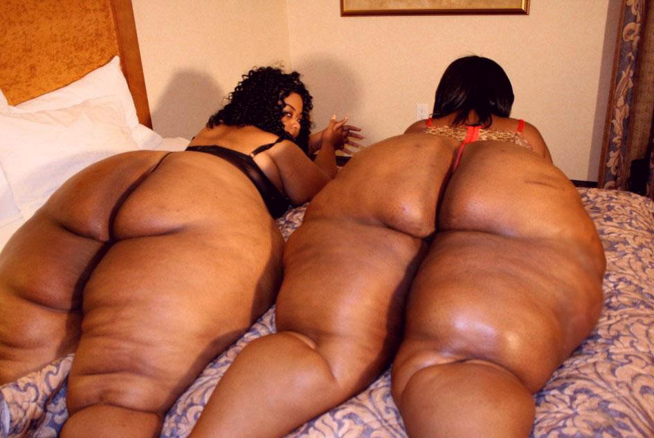 Fat black women fucking
