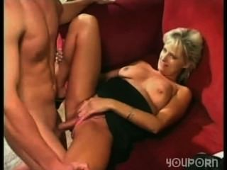 Boy fucks his mom
