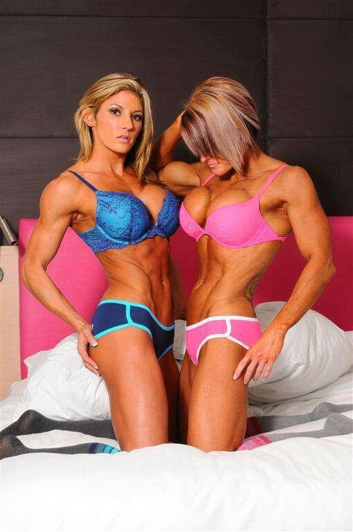 Female bodybuilder abby marie