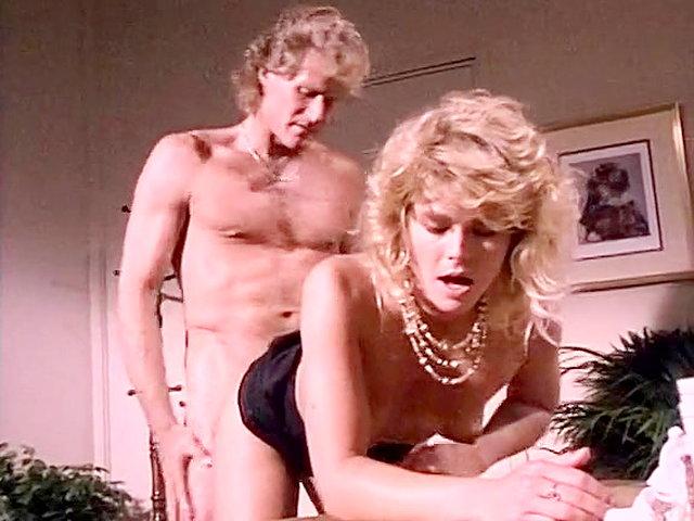 porn blonde Classic vintage